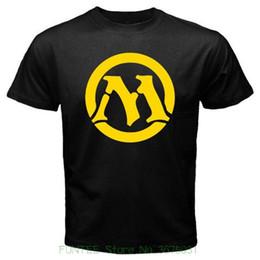 Canada 2018 Marque Tshirt Homme Tees Nouveau Magic The Gathering * M Logo Jeux Vidéo T-shirt Noir Homme Taille S - 3xl Offre