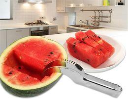 Pastèque trancheuse inox fruits éplucheur utile gadget de cuisine intelligente G186 ? partir de fabricateur