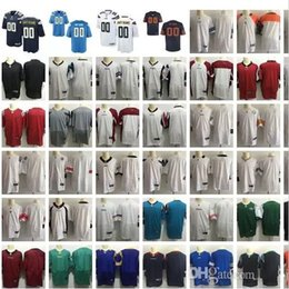 Wholesale number 32 - New American Football Custom Jerseys All 32 Teams Customized Sewn On Any Name Any Number S-4XL Mix Match Order men womens kids Jerseys