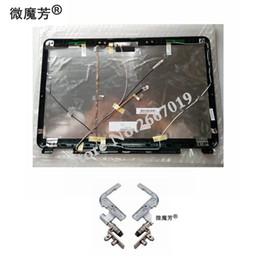 2019 asus laptop fällen NEUER Laptop LCD Rückendeckel Fall für ASUS K50 K50AB K50AD K50AE K50AF K50C K50I K50ID K50IJ K50IN K50IL K50IP K50IE Eine Schale / Scharniere günstig asus laptop fällen