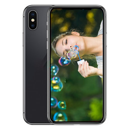 Wholesale Body Google - Best goophone X IX smartphone 5.5inch MTK6582 Quad Core 3GB RAM 32GB ROM Metal body 4g lte unlocked cell phone