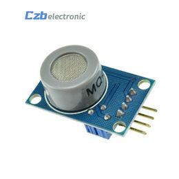 Wholesale infrared carbon - MQ-7 Carbon Monoxide CO Gas Alarm Sensor Detection Module For Arduino New
