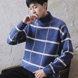 62f44c9bc93d58 Desconto Camisola Moda Estilo Homem Coreano | 2019 Camisola Moda ...