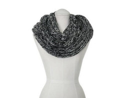 Wholesale Coarse Yarn - Knitted Scarves overlength thicken neckerchief coarse yarn stripe cappa keep warm in the winter