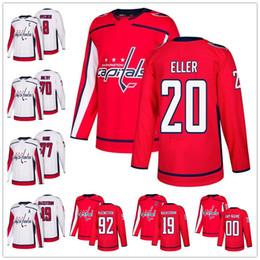 Hot Sale Washington Capitals 2018 Red Home 20 Lars Eller 13 Jakub Vrana 18  Chandler Stephenson 22 Madison Bowey Cheap Ice Hockey Jerseys 98daa1cfa