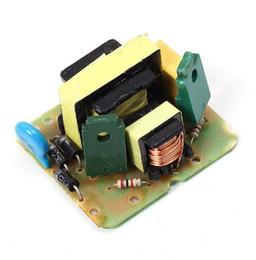 Elevar el convertidor online-¡Envío gratis! 1pc DC-AC / DC Inverter 12V a 220V Boost Step Up Módulo de fuente de alimentación 35W Placa convertidora inversa de doble canal Plantilla única