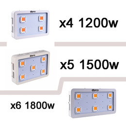 Wholesale Indoor Plant Lights - 1200w 1500w 1800w X4 5 X6 Cob Full Spectrum Led Grow Light For Indoor Medical Plant Full Spectrum Red Blue Ratio Hydroponic