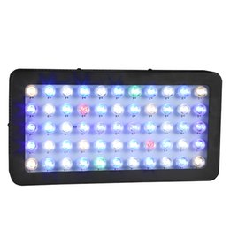 Wholesale led coral reef lighting - LEDGLE Grow Lights 165W Dimmable Led Aquarium Lights for Coral Reef,Full Spectrum Aquarium Led Lighting