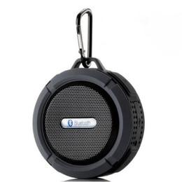 Canada Haut-parleur de douche Bluetooth haut-parleur étanche C6 avec pilote puissant, longue durée de vie de la batterie, micro et ventouse amovible dans le boîtier de revendeur fd08 Offre