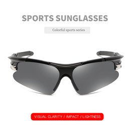 Wholesale Option Mirror - 2018 New Outdoor sports Glasses riding mirror 100% UV protection UV400 7 style options, free shipping.