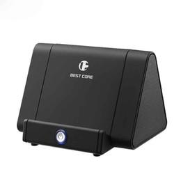Leão Roar Telefone Móvel Sem Fio Megaphone Bracket Pequeno Speaker Mini Indução Automática Bluetooth Speaker MOQ: 10 pcs Frete Grátis de Fornecedores de pequenos alto-falantes