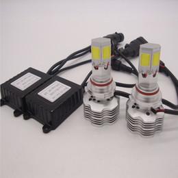 Led-scheinwerfer umbausatz h4 online-H11 H1 H4 H7 H13 9005 9006 9007 480W 480000LM 4-seitige LED-SCHEINWERFER-KONVERTIERUNGSSET 6000K HIGH POWER LIGHT BEAM