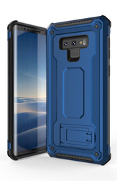 telefones kickstand Desconto Para iphone xr híbrido kickstand phone case magnetic superior armadura protetor para iphone xs max 7/8 s9 note9 s9 s2 j2prime j7pro j2pro