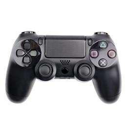 Wholesale Controlador sem fio bluetooth ps4 para ps4 ps4 joystick gamepad controlador de jogo para sony play station com caixa de embalagem