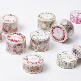 Wholesale New Scrapbooking Supplies - Best Sale Misstime Paper Masking Tapes Washi Tape Diy Scrapbooking Sticker Stationery School Supplies Papeleria V4336