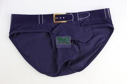 Wholesale Elephant Sexy Men Underwear - wholesale Lonjo mens cotton underwear elephant nose mans briefs sexy undies comfortable man sexy underwear shop 305