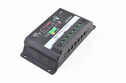 2019 chargeur de batterie pour ordinateur portable à énergie solaire CMTP02 12V 24V20A contrôleur solaire 24 heures de sortie PWM système de contrôle de l'énergie solaire