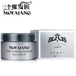 Wholesale new style for sale - VIP link 2018 new hot sale mofajang hair wax for hair styling 120pcs carton box DHL free shipping