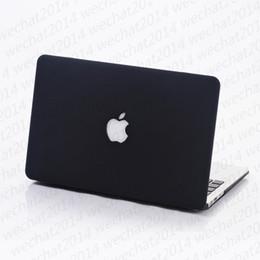 """Copertura del corpo del computer portatile online-Custodie per laptop rigide gommate opache gommate Cover per cover proteggi corpo completa per Apple Macbook Air Pro 11 '' 12 '' 13 """"15"""""""