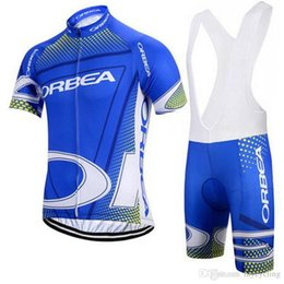 3a3aae36e ORBEA Cycling jersey 2018 Short sleeves New Team road bike shirts shorts set  Breathable Pro Cycling Clothing MTB maillot Ropa Ciclismo F2710