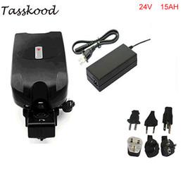 Batterie de vélo électrique 24V 15Ah avec chargeur 29.4v 2a Batterie de Li-ion 24v 15ah POUR 350W E-bike avec chargeur et boîtier de grenouille ? partir de fabricateur