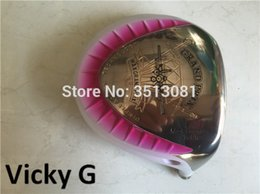 Wholesale Driver Max - VickyG Golf Clubs GP MAX GRAND PRIX MGP-0010 Driver Brand New Golf Driver 9 10 Degrees Graphite Shaft With Head Cover