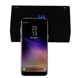 Wholesale Radio Full - New Goophone S8 plus with fingerprint 6.2 inch full screen Unlocked cellphone Quad Core 1g 8g show 64GB fake 4g lte DHL free
