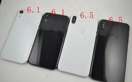 Única máquina online-KAIBAICEN Para Iphone XS Max 6.5 Fake Dummy Mold para Iphone XR 6.1 XS 5.8 Modelo simulado de teléfono móvil Máquina solo para pantallas No funciona