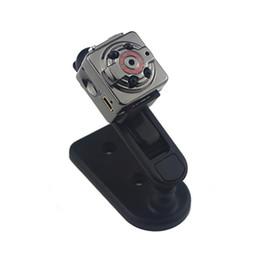 Wholesale Usb Infrared Sensor - 100% New SQ8 Mini Camera Recorder HD Motion Sensor Micro USB Camera Full HD 1080P Mini Camcorder Infrared Night Vision Camera