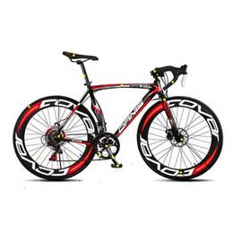Bicicletas de corrida de alumínio on-line-tb820 / liga de Alumínio carro da estrada / bicicleta / homens e mulheres / velocidade de freio de dois discos de corrida de bicicleta / liga de Magnésio rodas integradas