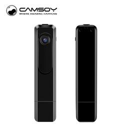 Wholesale H 264 Pen - C18 Mini Camera 2.7K HD H.264 Pen Camera Portable Working When Charging Voice Recorder Mini DV DVR Camcorder Micro Espion