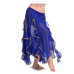 Wholesale Women Dancing Mini Skirts - High Quality skirt mini 2016 Wholesale Cheap Belly Dance Skirt Chiffon for Women Belly Dancing Costume Skirts Gypsy Clothings Shop