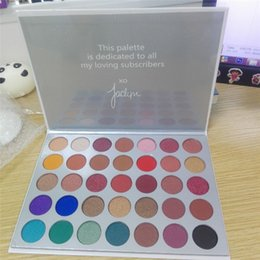 Wholesale Easy X - The Jaclyn Hill Palette Eyeshadow X Jaclyn Hill Eye shadow Palette 35colors eyeshadow palette DHL free