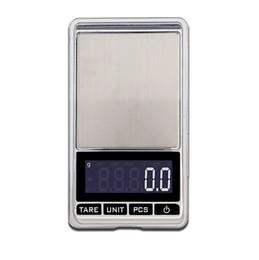 Escala de recarga online-Retroiluminación de LCD Escala de joyería Pesaje Escala de bolsillo digital de alta precisión 200 g / 0.01 g Recarga de joyas y gema Escala de pesaje GL-NP0.01-200