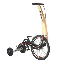 2019 настольные скутеры Fold 20 Inch Exercise Bike Stand Riding Fitness Tricycle Scooter скидка настольные скутеры