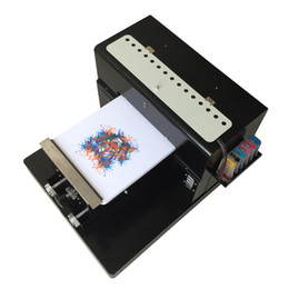 Wholesale printers a3 - factory price digital flatbed printer a3 size, A3 eco solvent printer with high quality