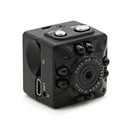2019 hd caricabatterie Mini videocamera portatile 1080P HD Mini DV Piccola videocamera portatile con visione notturna IR Rilevazione del movimento Sorveglianza di sicurezza