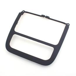 черный окружают Скидка OEM Black Surround Cover Автомобильная радиостанция для VW Jetta MK5 1KD858069