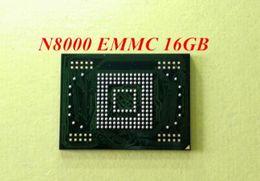 emmc flash Desconto Nova memória flash eMMC NAND com firmware para Galaxy Note 10.1 N8000 16GB