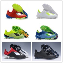 hot sale online 72932 5a88f World Cup Color Depredator X 18.1 FG Shadow Mode Pack Botas de fútbol  fluorescente Green Soccer Shoes AAA + quality Hombres Footing Sneakers Size  39-45 ...