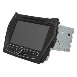 Wholesale Hyundai Santa - Octa core 8inch Andriod 6.0 Car DVD player for HYUNDAI IX45 Santa Fe 2013-2014 with GPS,Steering Wheel Control,Bluetooth,Radio