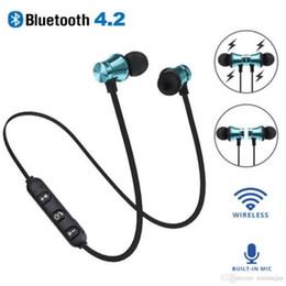 Auricular intrauditivo estéreo inalámbrico del auricular de Bluetooth 4.2 de XT11 desde fabricantes