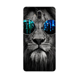 Wholesale Huawei Quality - HUAWEI Mate10 mobile phone case mobile phone protection set of TPU soft free shipping high quality