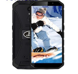"ip68 mobile phone Promo Codes - Guophone XP9800 Waterproof IP68 Smartphone 18:9 5.5"" HD Quad Core Android 8.1 RAM 2GB ROM 16GB 8.0MP 6500mah 4G LTE mobile phone"