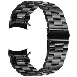 Wholesale Clips For Bracelets - V-MORO 22mm Stainless Steel Band Bracelet Adapter For Gear S3 Band Metal Clip Watch Straps For Samsung Gear S3 Classic Frontier