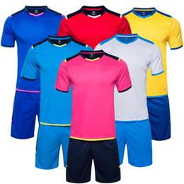 Wholesale Polyester Tracksuits Wholesale - Kids Women Men 2017 2018 Soccer Jerseys messi neymar dybala ronaldo Custom Full Kit tracksuit Uniforms Football Shirt Champions League