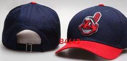 7e147461313 China New Brand Cap Hip Hop Indians hat strapback men women Baseball Caps  Snapback Solid Cotton