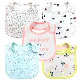 Wholesale Baby Boy Burp Clothes - 100% Cotton Baby Bibs Waterproof Bandana Baby Girls boys Bibs & Burp Cloths Clothing Product Towel Bandanas Wholesale