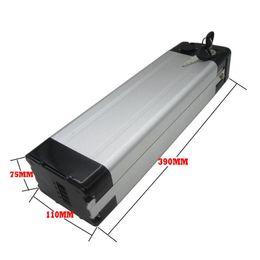 2019 chargeur 36v 12ah Batterie de vélo électrique 36V 12AH batterie 500W 36V 12AH Pack avec 42V 2A chargeur et 15A BMS décharge de fond chargeur 36v 12ah pas cher