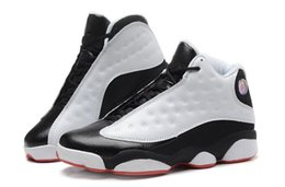 Wholesale Table Basketball Game - HOT 2018 Fashion New Sport Sneakers J13 Got Game Mens Basketball Shoes Sports 13s WHITE Trainer Shoes With Box